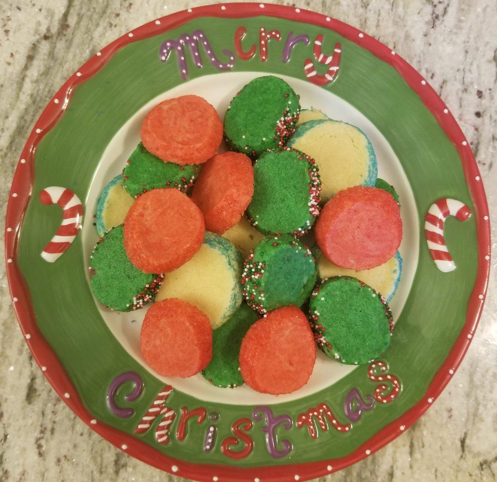 Kris Kringle Cookies Not Quite Super Mom